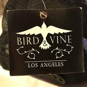 eaace813 Bird & Vine Accessories   Last One Bird Vine Trucker Hat   Poshmark